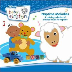 Naptime melodies cover image