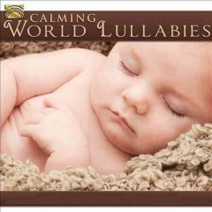 Calming world lullabies cover image