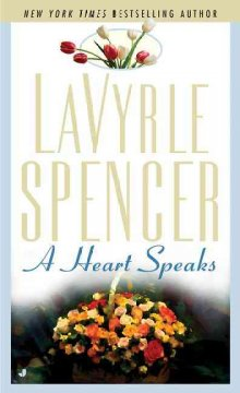 A heart speaks cover image