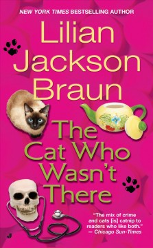 The cat who wasn't there cover image