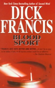 Blood sport cover image