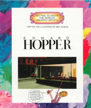 Edward Hopper cover image