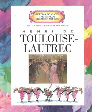Henri de Toulouse-Lautrec cover image