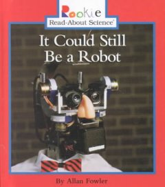 It could still be a robot cover image