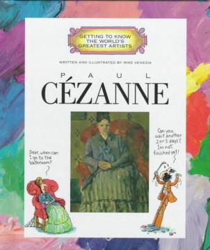 Paul Cezanne cover image