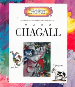 Marc Chagall cover image