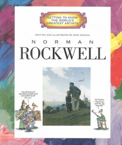Norman Rockwell cover image