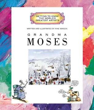 Grandma Moses cover image
