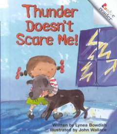 Thunder doesn't scare me! cover image