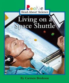 Living on the space shuttle cover image