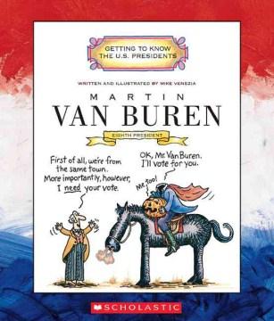 Martin Van Buren : eighth president, 1837-1841 cover image
