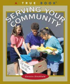 Serving your community cover image