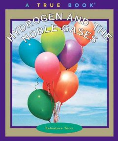 Hydrogen and noble gases cover image