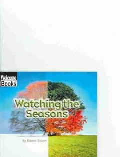 Watching the seasons cover image