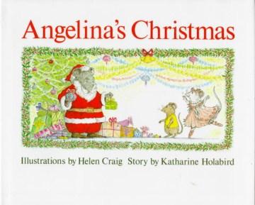 Angelina's Christmas cover image