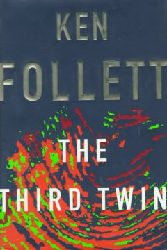 The third twin cover image