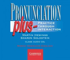 Pronunciation plus practice through interaction cover image