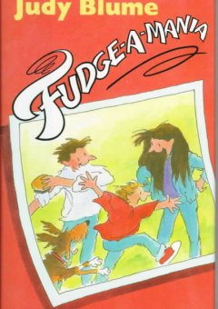 Fudge-a-mania cover image