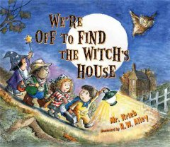 We're off to find the witch's house cover image