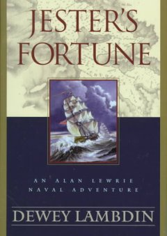 Jester's fortune : an Alan Lewrie naval adventure cover image