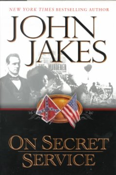 On secret service cover image