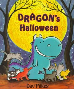 Dragon's Halloween : Dragon's fifth tale cover image