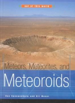 Meteors, meteorites, and meteoroids cover image
