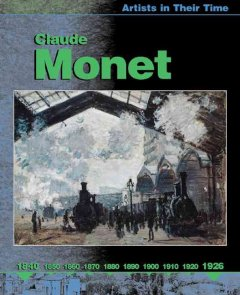 Claude Monet cover image