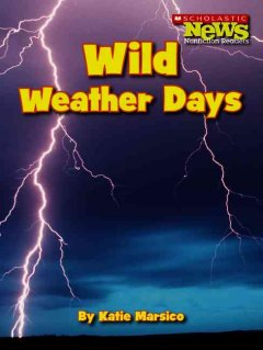 Wild weather days cover image