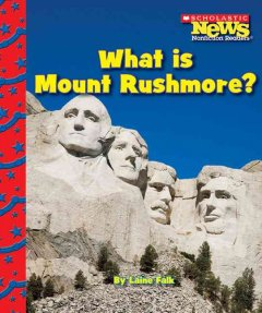 What is Mount Rushmore? cover image