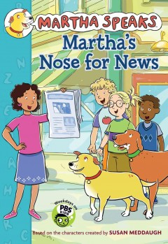 Martha's nose for news cover image