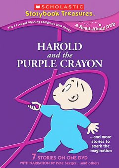 Harold and the purple crayon and more great stories to spark the imagination cover image