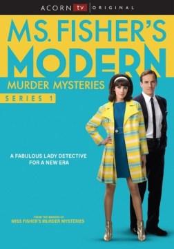 Ms. Fisher's modern murder mysteries. Season 1 cover image