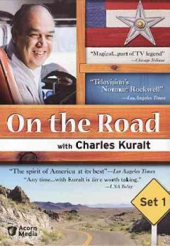 On the road with Charles Kuralt. Season 1 cover image