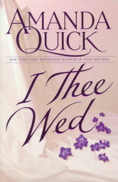 I thee wed cover image