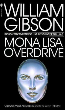Mona Lisa overdrive cover image