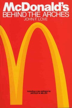 McDonald's : behind the arches cover image