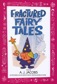 Fractured fairy tales cover image