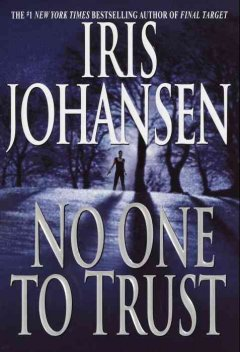 No one to trust cover image