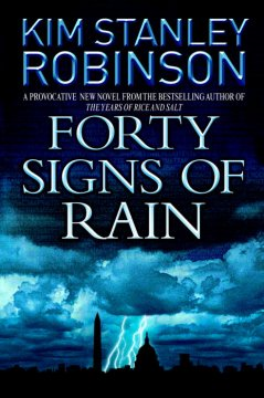 Forty signs of rain cover image