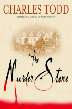 The murder stone cover image