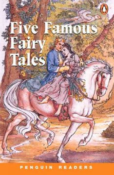 Five famous fairy tales cover image