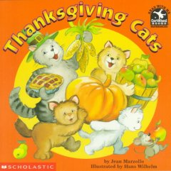 Thanksgiving cats cover image
