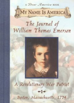 The journal of William Thomas Emerson, a Revolutionary War patriot cover image