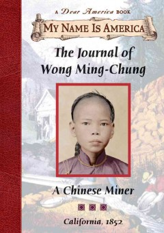 The journal of Wong Ming-Chung : a Chinese miner cover image
