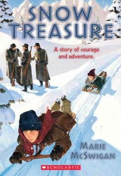 Snow treasure cover image