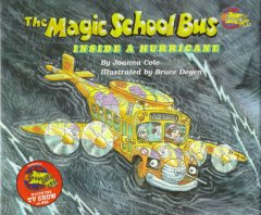 The magic school bus inside a hurricane cover image