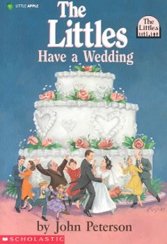The Littles have a wedding cover image