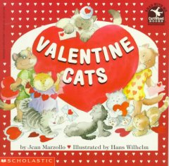 Valentine cats cover image