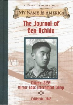The journal of Ben Uchida, citizen 13559, Mirror Lake internment camp cover image